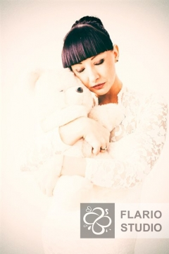Свадебные прически и макияж Flariostudio