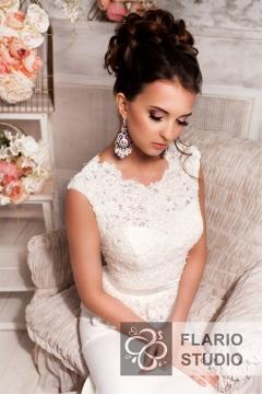 Свадебные прически Flariostudio