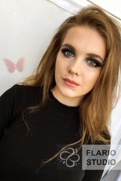 вадебные прически и макияж Flariostudio