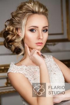 Свадебный макияж Flariostudio